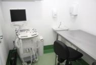 Sala de Ultrassonografia