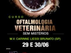 REALIZADO - Curso Oftalmologia Veterinária Sem Mistérios